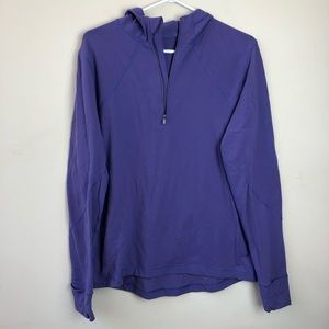 Lululemon Long Sleeve Hooded Shirt
